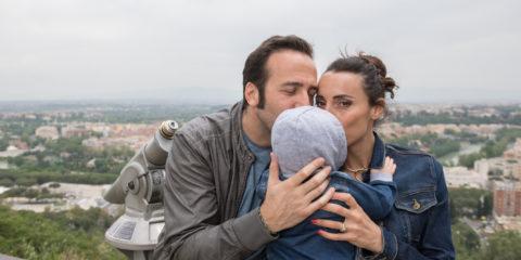 Elisa Di Francisca per la fsta della mamma