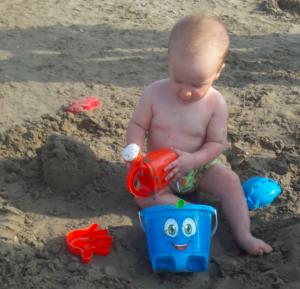 giochi da spiaggia di Ettore